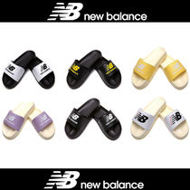 New Balance Unisex Street Style Shower Shoes Flat Sandals