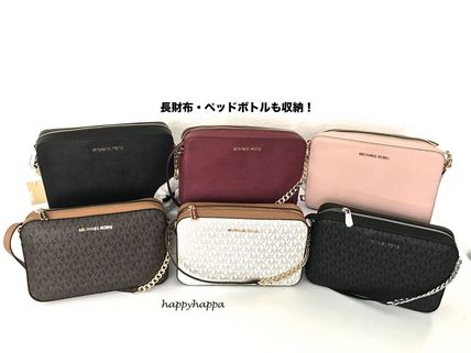 Monoglam PVC Clothing Shoulder Bags