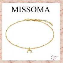 MISSOMA Costume Jewelry Chain Elegant Style Anklets