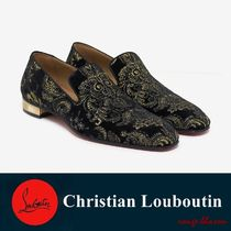 Christian Louboutin Loafers V Tips Loafers & Slip-ons