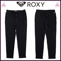 ROXY Plain Cropped & Capris Pants