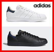 adidas STAN SMITH Unisex Street Style Leather Sneakers