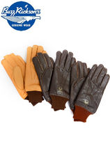 Unisex Leather Leather & Faux Leather Gloves