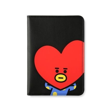 Unisex Collaboration Passport Cases
