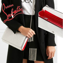 Christian Louboutin Paloma Calfskin Party Bags