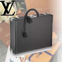 Louis Vuitton TAIGA A4 Leather Business & Briefcases