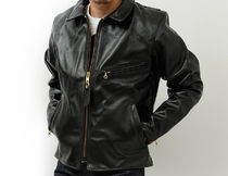 Vanson Unisex Leather Biker Jackets