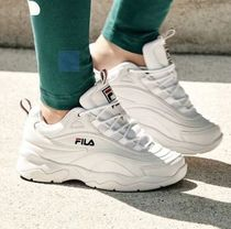 Shop FILA 2018-19FW Casual Style Low