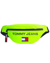 Tommy Hilfiger Unisex Canvas Street Style Plain Hip Packs