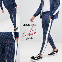 ASOS Stripes Street Style Joggers & Sweatpants