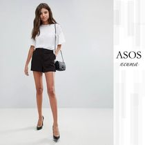 ASOS Short Casual Style Street Style Plain Shorts