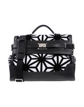 D SQUARED2 A4 2WAY Leather Elegant Style Handbags