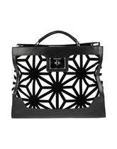 D SQUARED2 A4 Leather Elegant Style Handbags