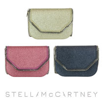 Stella McCartney FALABELLA Casual Style Chain Shoulder Bags