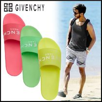 GIVENCHY Plain Shower Shoes Shower Sandals