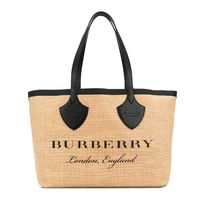 Burberry Casual Style A4 Totes