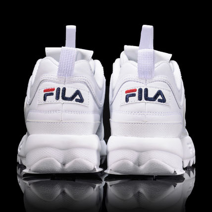 FILA Loafers & Slip-ons Driving Shoes Unisex Street Style Loafers & Slip-ons 5