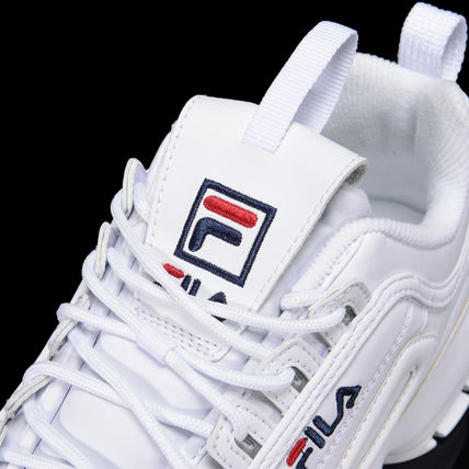 FILA Loafers & Slip-ons Driving Shoes Unisex Street Style Loafers & Slip-ons 6