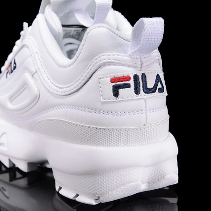 FILA Loafers & Slip-ons Driving Shoes Unisex Street Style Loafers & Slip-ons 7