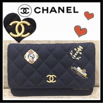 CHANEL MATELASSE Casual Style 3WAY Plain Crossbody Shoulder Bags
