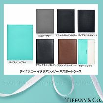 Tiffany & Co Unisex Passport Cases