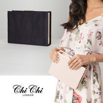 Chi Chi London 2WAY Plain Party Style Party Bags