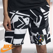 Nike Printed Pants Street Style Shorts