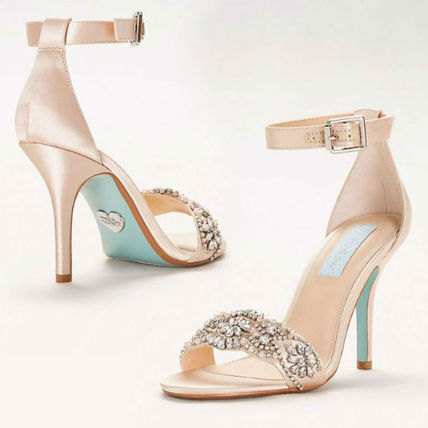 Pin Heels Party Style Shoes