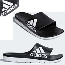 adidas Square Toe Platform Casual Style Studded Street Style