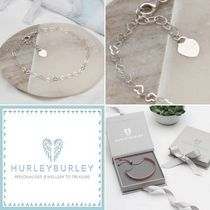 HURLEY BURLEY Costume Jewelry Casual Style Unisex Silver Anklets