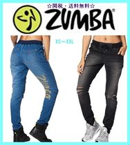ZUMBA Casual Style Cotton Jeans