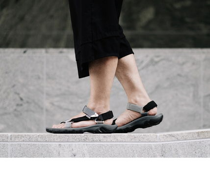 Round Toe Rubber Sole Casual Style Street Style