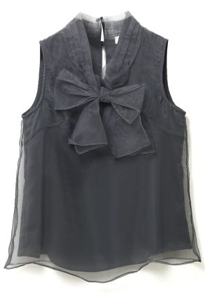 Chicwish Sleeveless Plain Tanks & Camisoles