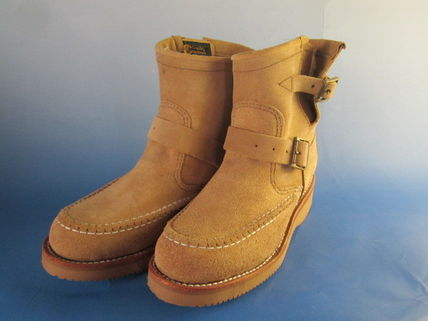 Leather Boots Boots