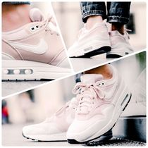 Nike AIR MAX 1 Casual Style Street Style Low-Top Sneakers