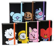 BT21 Unisex Notebooks