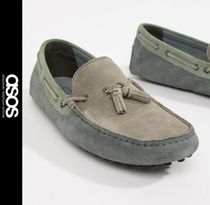 ASOS Driving Shoes Suede Loafers & Slip-ons