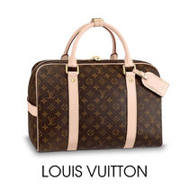 Louis Vuitton MONOGRAM Monogram Canvas Blended Fabrics Boston & Duffles
