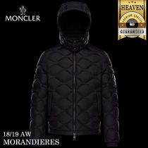 MONCLER MORANDIERES Down Jackets
