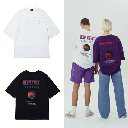 More T-Shirts [ONA] REDPLANET SHORT SLEEVE T-SHIRTS