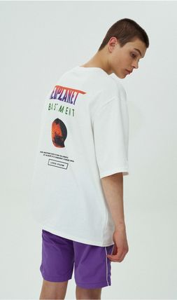 More T-Shirts [ONA] REDPLANET SHORT SLEEVE T-SHIRTS 5
