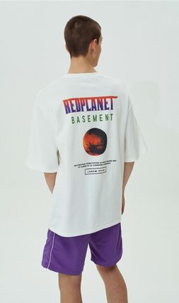 More T-Shirts [ONA] REDPLANET SHORT SLEEVE T-SHIRTS 6