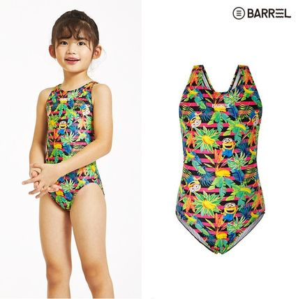 Collaboration Kids Girl Swimwear