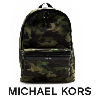 1230cd97f236 Michael Kors Backpacks Camouflage Nylon Backpacks 4 Michael Kors Backpacks  Camouflage Nylon Backpacks ...