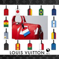 Louis Vuitton Unisex Soft Type Travel