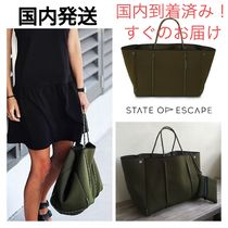 State of Escape Khaki Mothers Bags