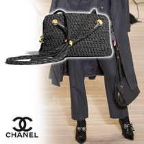 CHANEL Street Style Plain Home Party Ideas Elegant Style Handbags