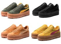 PUMA Casual Style Unisex Suede Street Style Collaboration