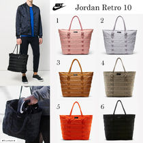 Nike AIR FORCE 1 Street Style Totes