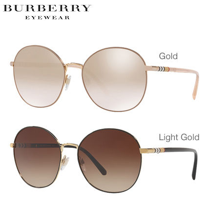 aa3c8834732513 Burberry Round Sunglasses by janrie - BUYMA